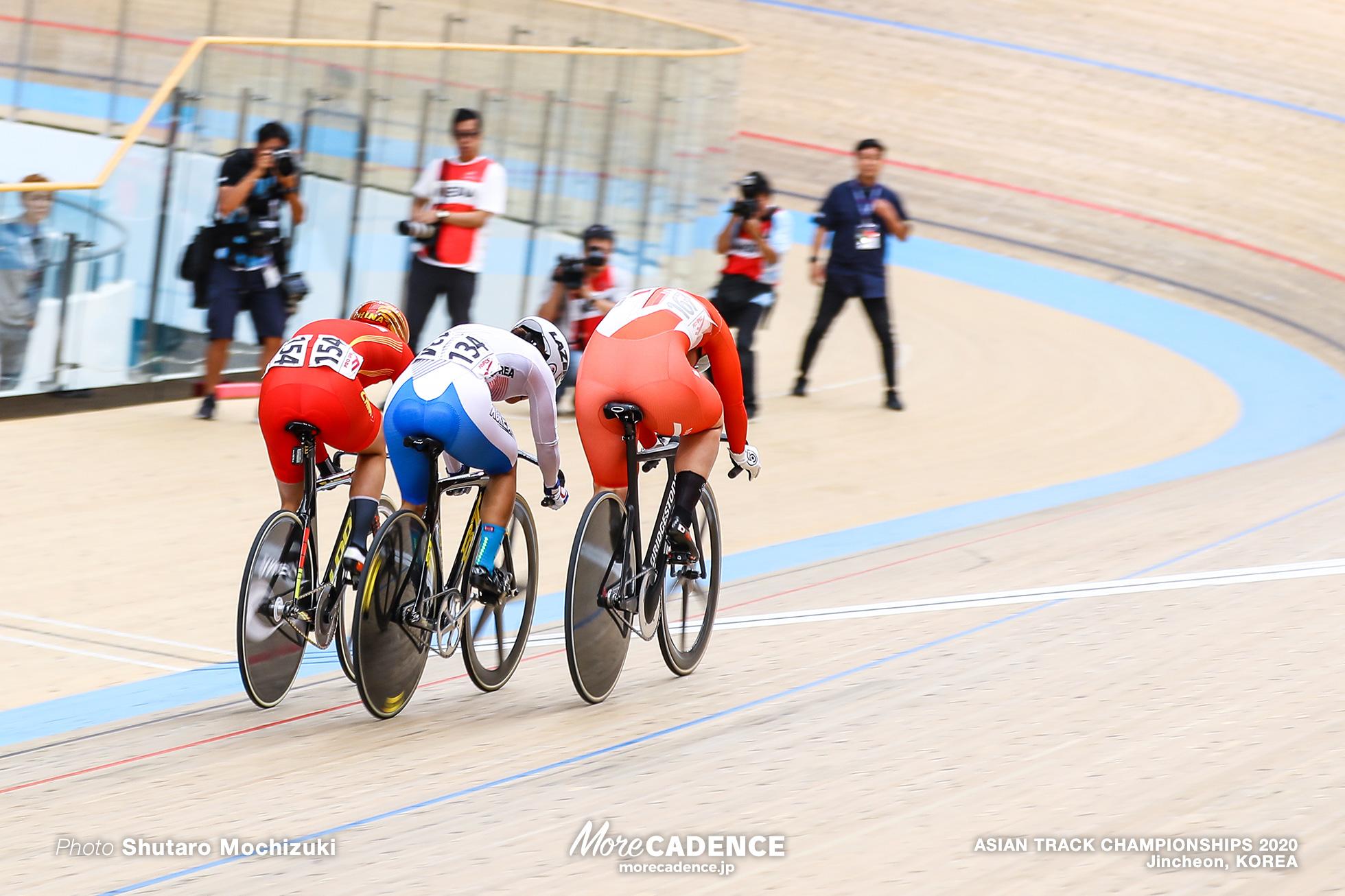 1st Round / Women Keirin / ASIAN TRACK CHAMPIONSHIPS 2020