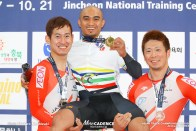 Men Sprint Final / ASIAN TRACK CHAMPIONSHIPS 2020