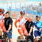 【詳報】悔しさ残る小林優香の銀メダル/女子ケイリン・アジア選手権トラック2020