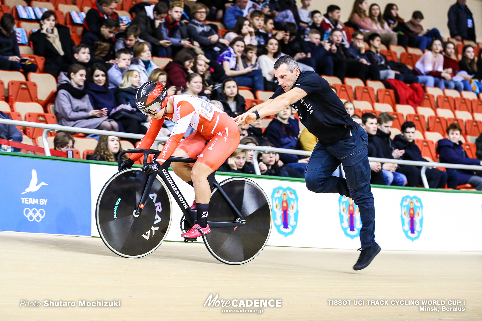 Women's Sprint / TISSOT UCI TRACK CYCLING WORLD CUP I, Minsk, Beralus