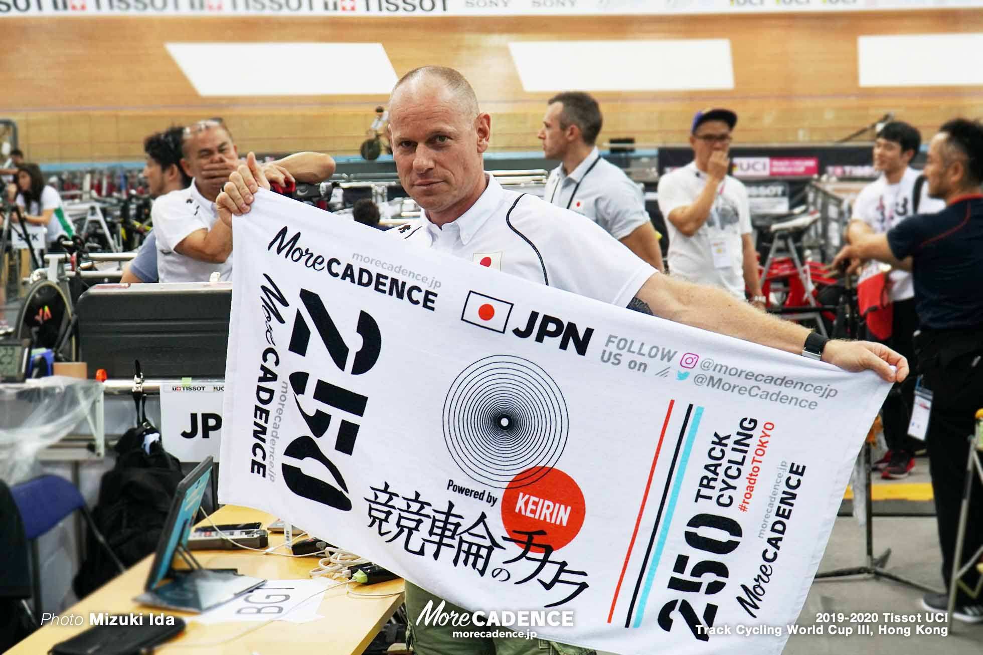 TISSOT UCI TRACK CYCLING WORLD CUP III , Hong Kong, ブノワ・ベトゥ