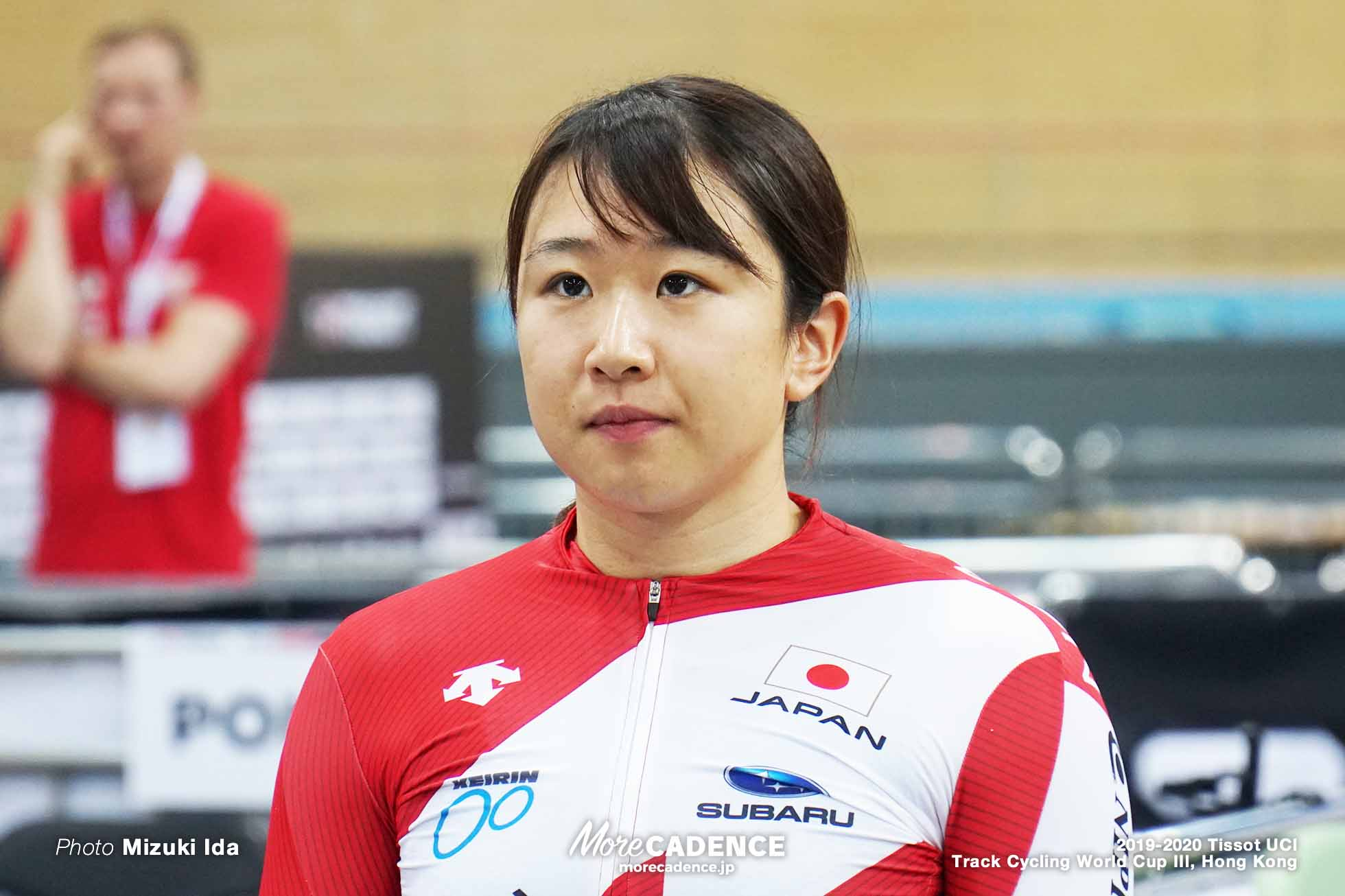TISSOT UCI TRACK CYCLING WORLD CUP III , Hong Kong, 梶原悠未