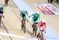 アイルランド KAY Emily SHARPE Alice Women's Madison / TISSOT UCI TRACK CYCLING WORLD CUP I, Minsk, Beralus