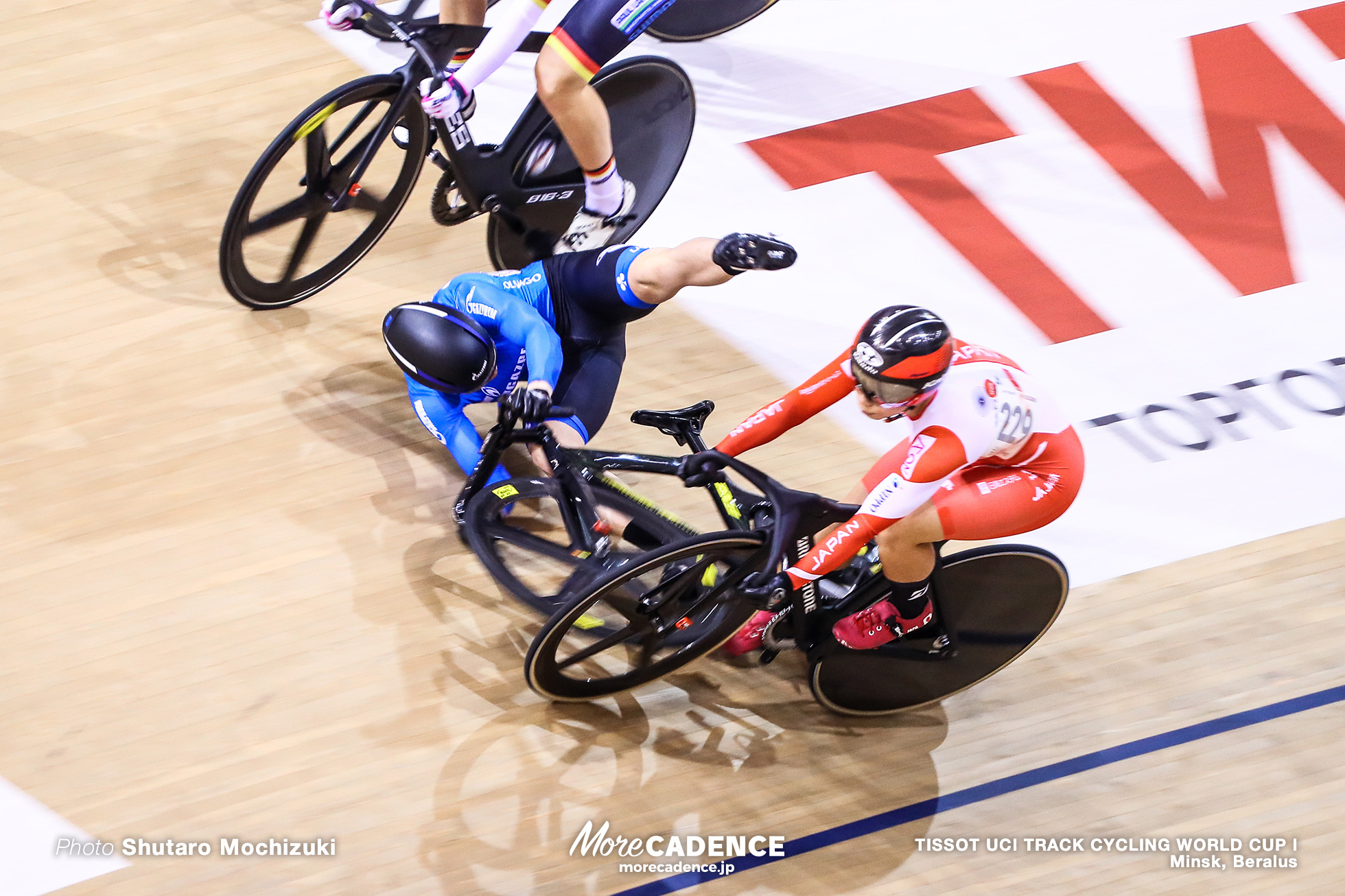 1st Round / Women's Keirin / TISSOT UCI TRACK CYCLING WORLD CUP I, Minsk, Beralus