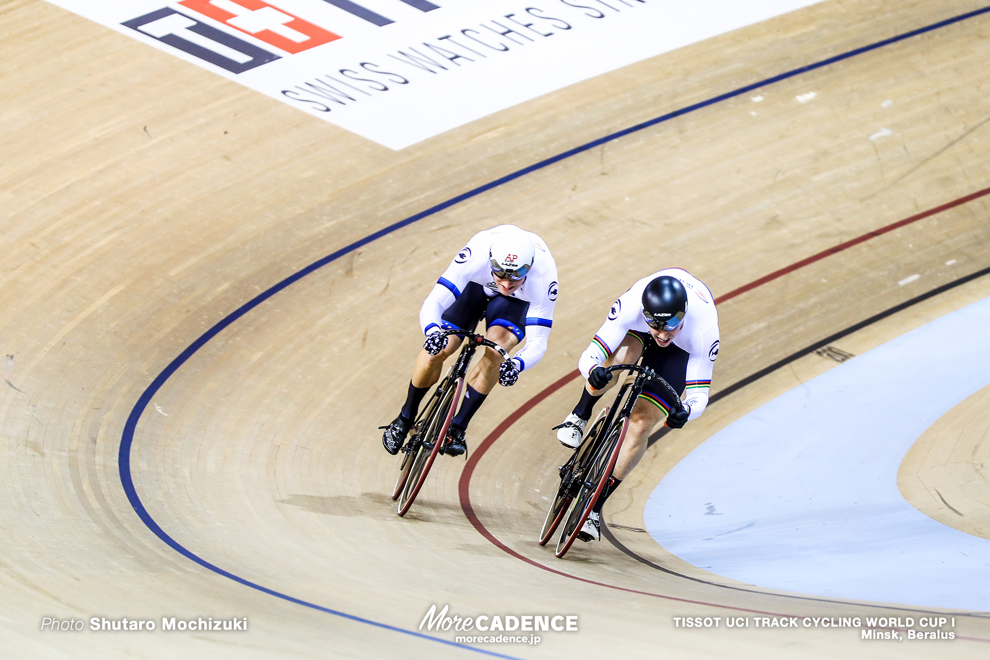 Finals / Men's Sprint / TISSOT UCI TRACK CYCLING WORLD CUP I, Minsk, Beralus