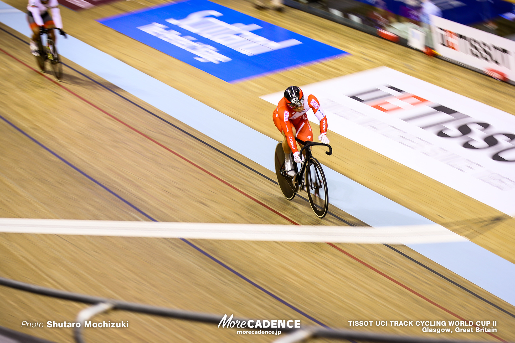 1/4 Finals / Men's Sprint / TISSOT UCI TRACK CYCLING WORLD CUP II, Glasgow, Great Britain