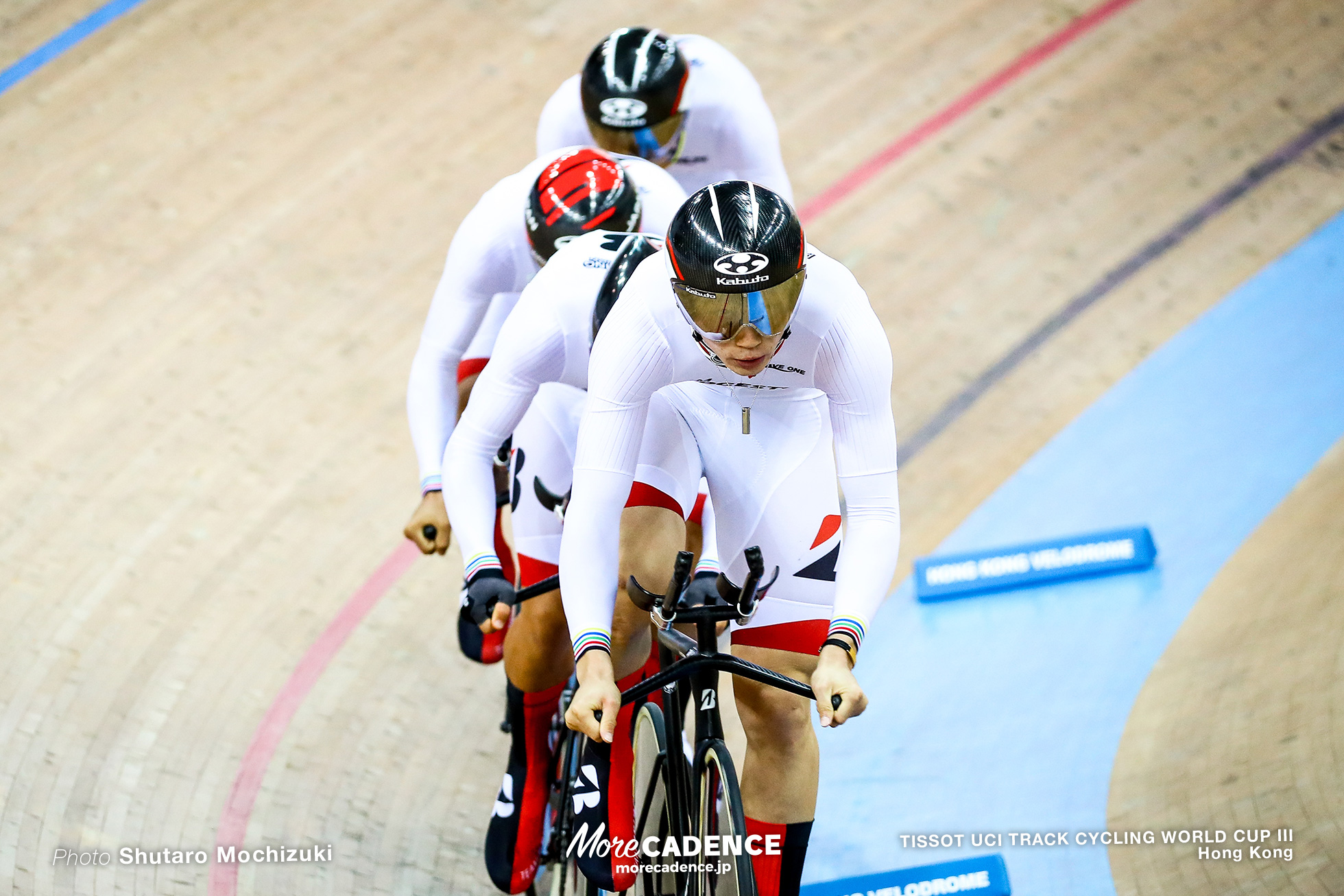 1st Round / Men's Team Pursuit / TISSOT UCI TRACK CYCLING WORLD CUP III, Hong Kong