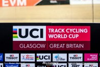 TISSOT UCI TRACK CYCLING WORLD CUP II, Glasgow, Great Britain