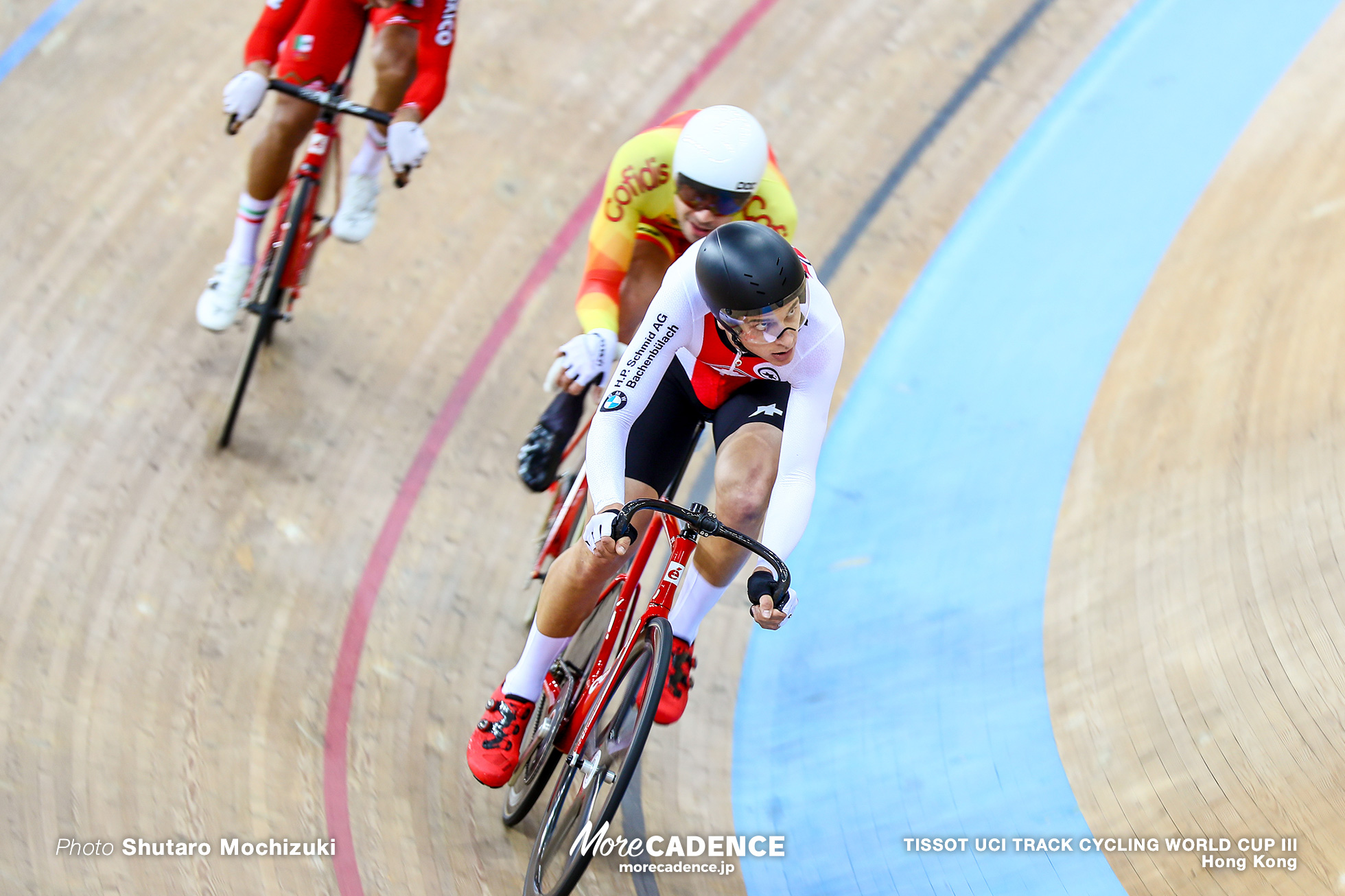 Scratch Race / Men's Omnium / TISSOT UCI TRACK CYCLING WORLD CUP III, Hong Kong
