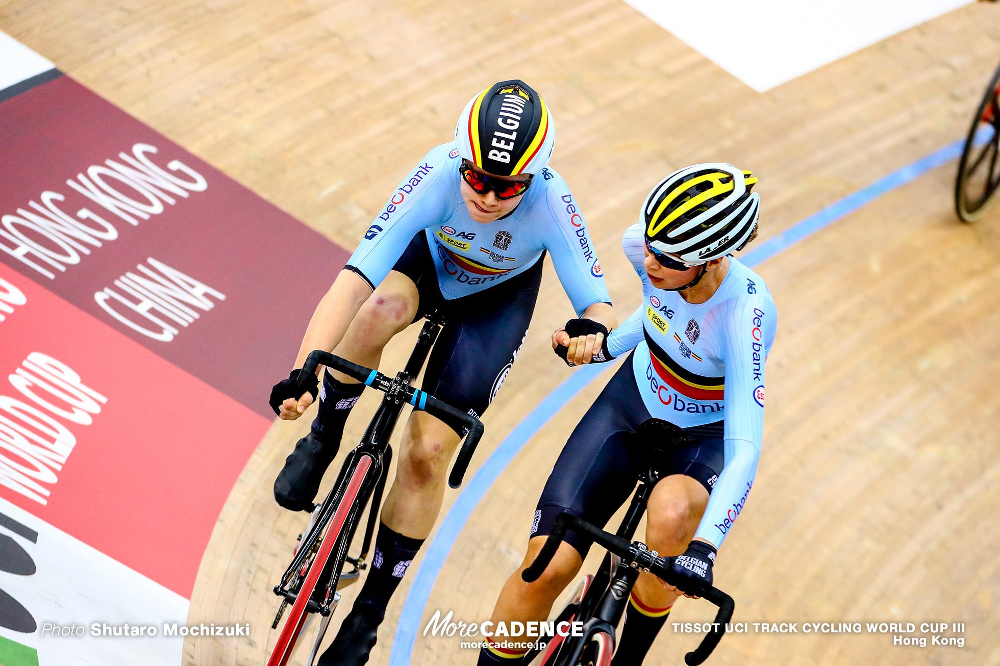 Women's Madison / TISSOT UCI TRACK CYCLING WORLD CUP III, Hong Kong