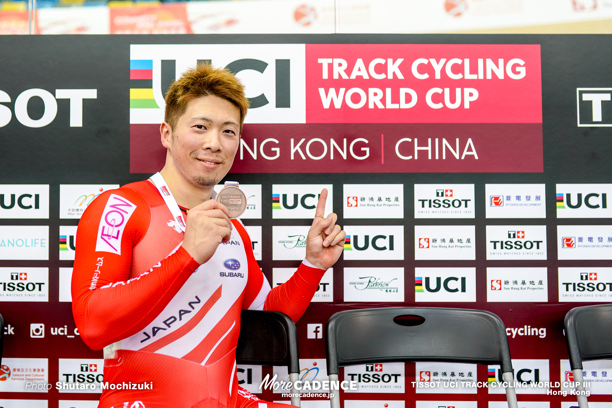 深谷知広, TISSOT UCI TRACK CYCLING WORLD CUP III, Hong Kong