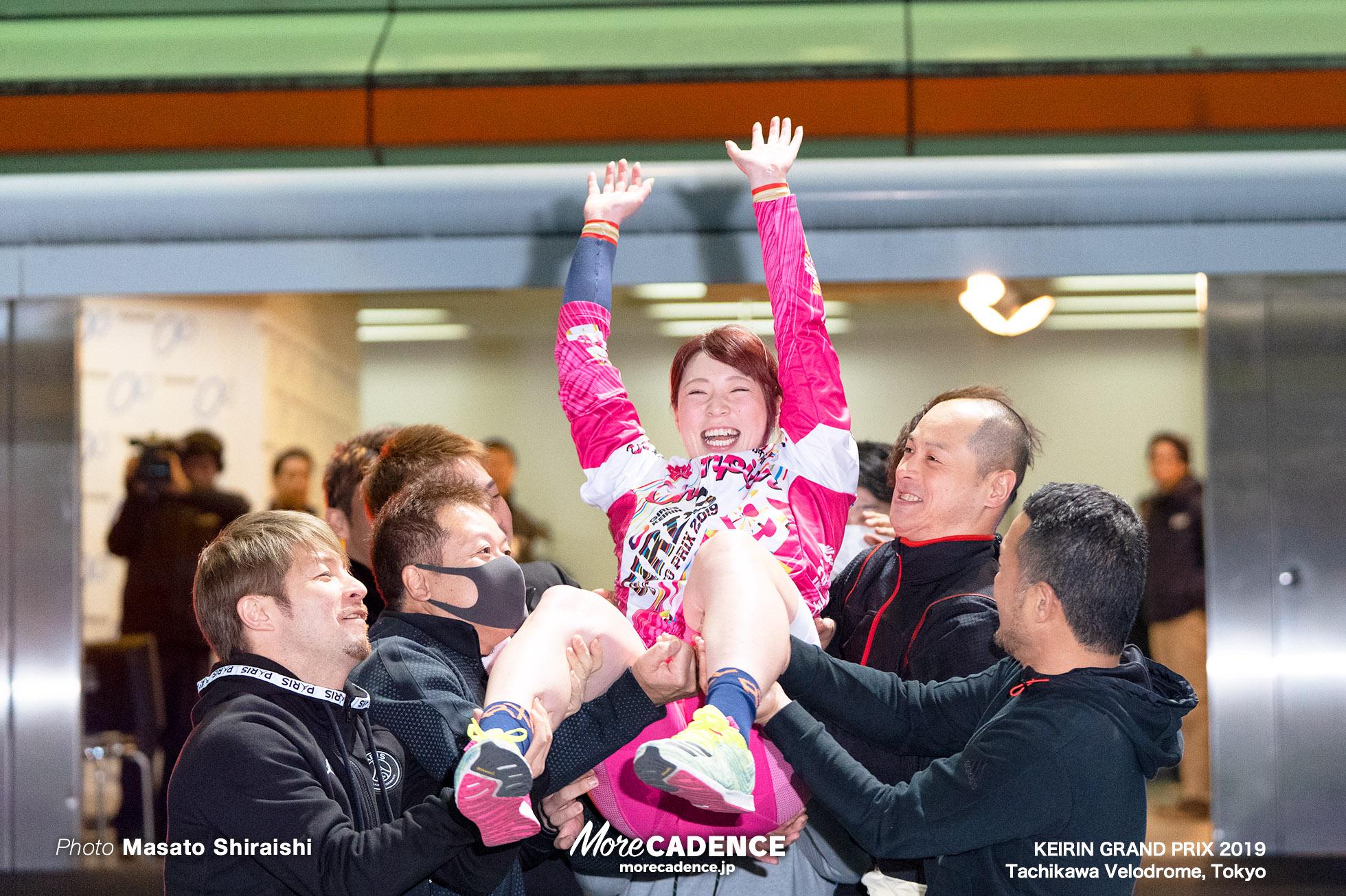 児玉碧衣 KEIRINグランプリ2019 ガールズグランプリ