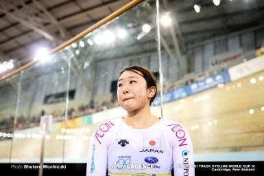 梶原悠未が流した涙の意味/女子オムニアム・2019-2020トラックワールドカップ第4戦