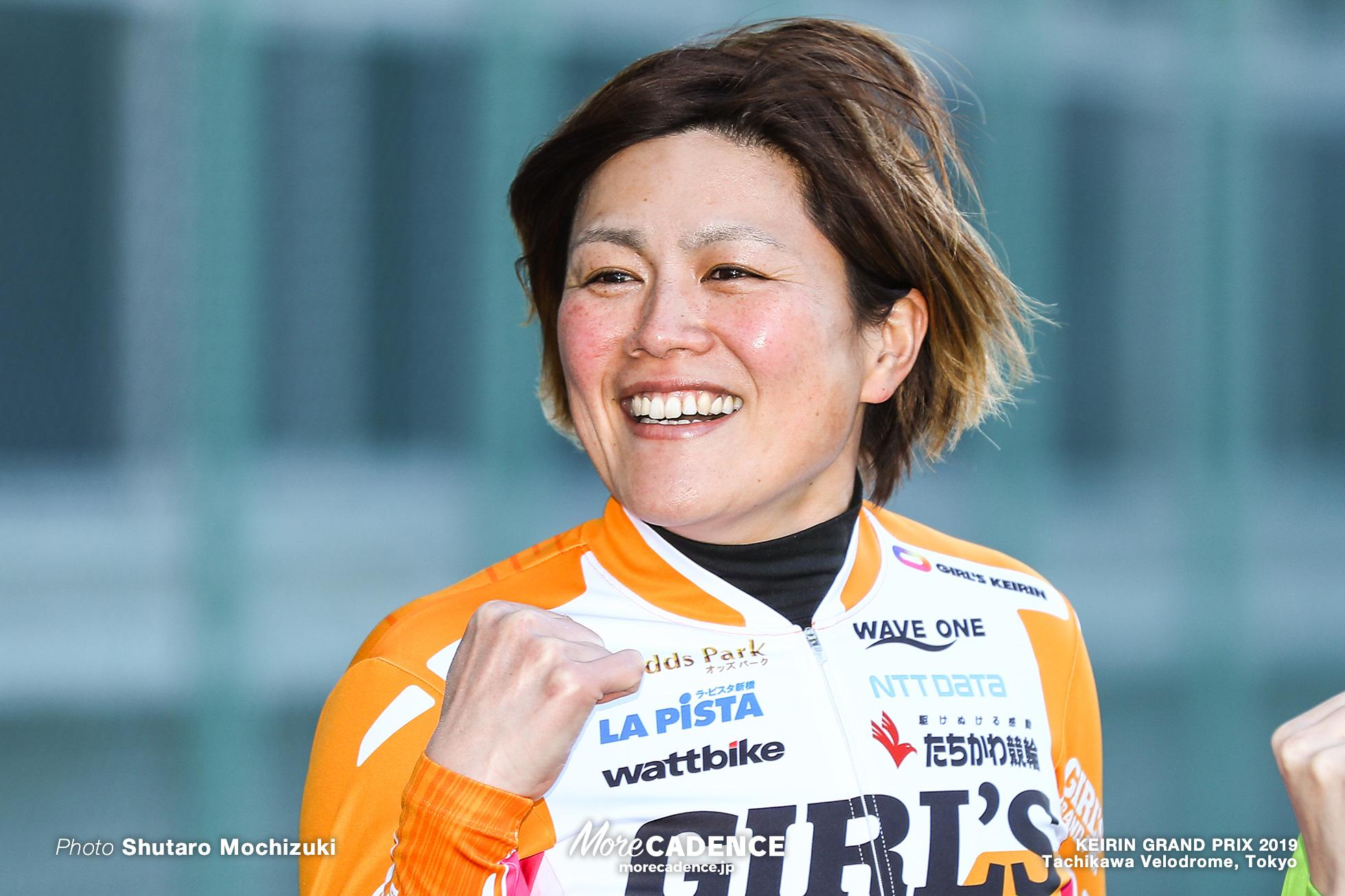 奥井迪 KEIRINグランプリ2019 ガールズグランプリ 前検日