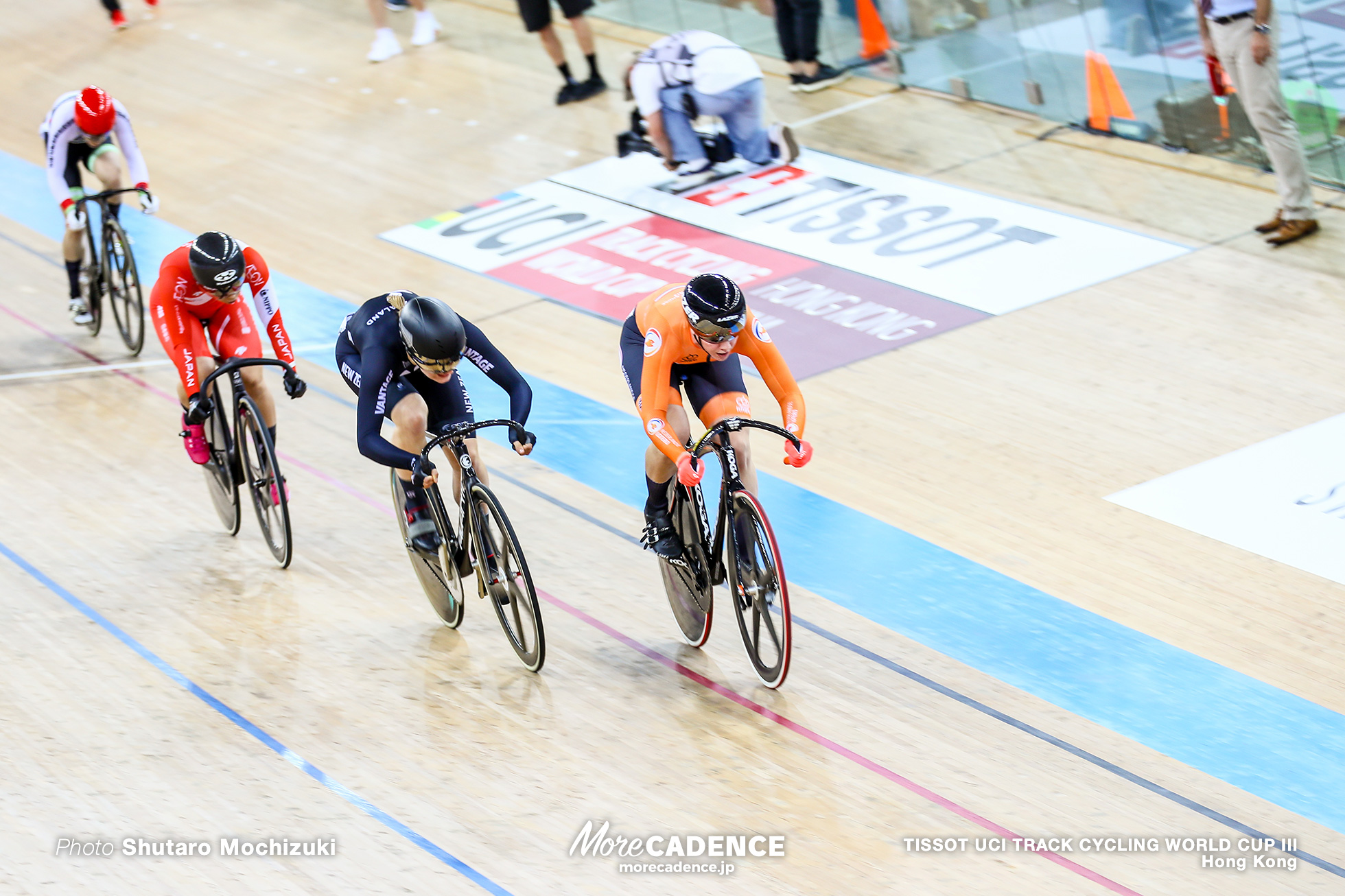 1st Round / Women's Keirin / TISSOT UCI TRACK CYCLING WORLD CUP III, Hong Kong