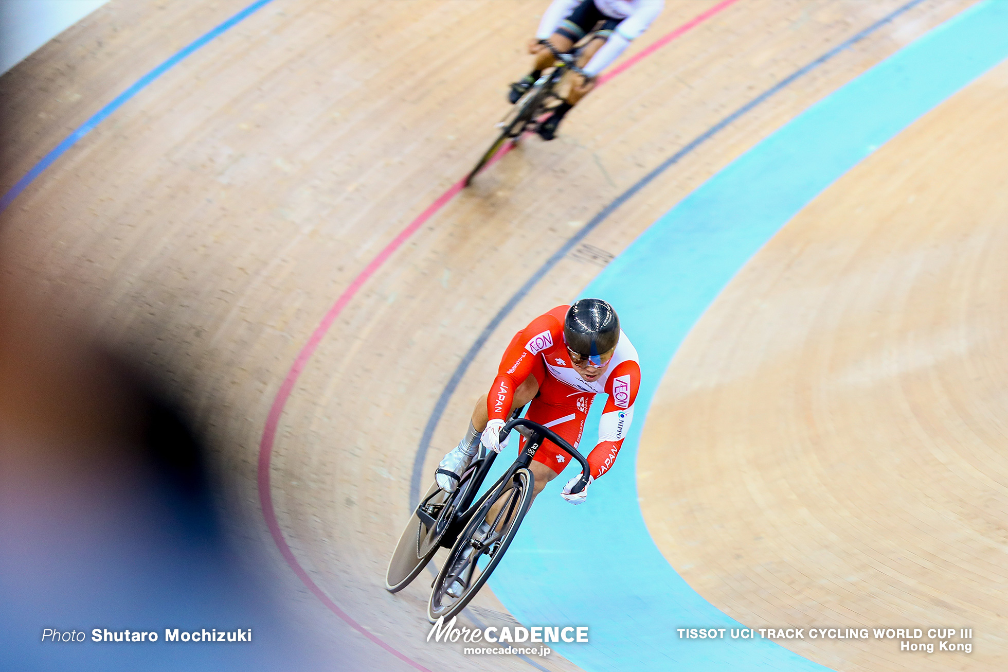 2nd Round / Men's Sprint / TISSOT UCI TRACK CYCLING WORLD CUP III, Hong Kong