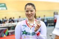 小林優香, Women's KeirinISSOT UCI TRACK CYCLING WORLD CUP III, Hong Kong