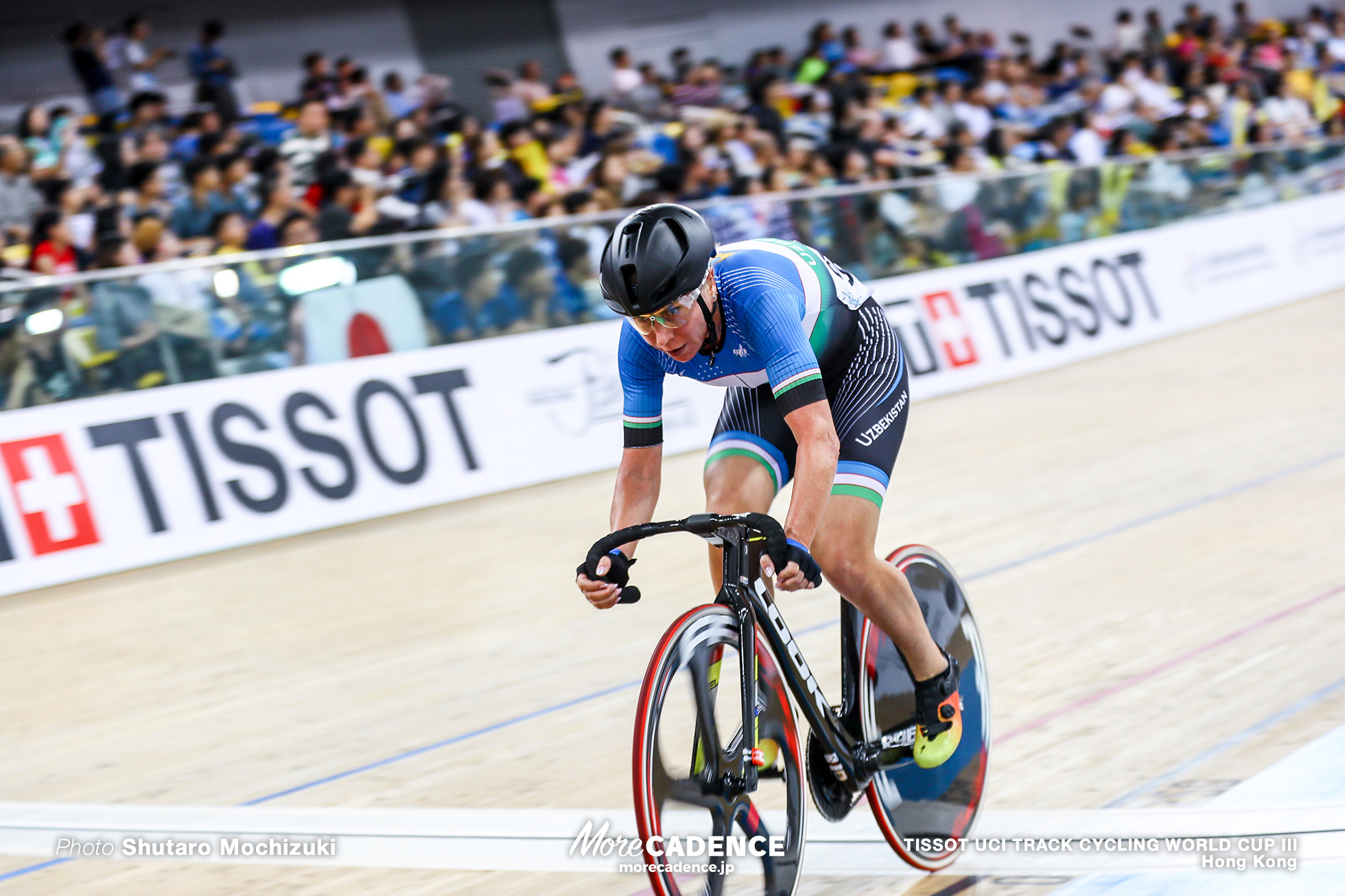 Point Race / Women's Omnium / TISSOT UCI TRACK CYCLING WORLD CUP III, Hong Kong, Olga ZABELINSKAYA オルガ・ザベリンスカヤ