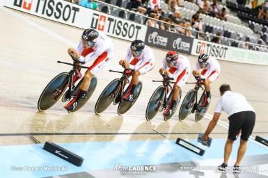 「どこが世界記録を塗り替えるか」に注目、日本は大舞台で日本記録の更新を目指す/世界選手権 見所紹介 part5 男子チームパシュート編