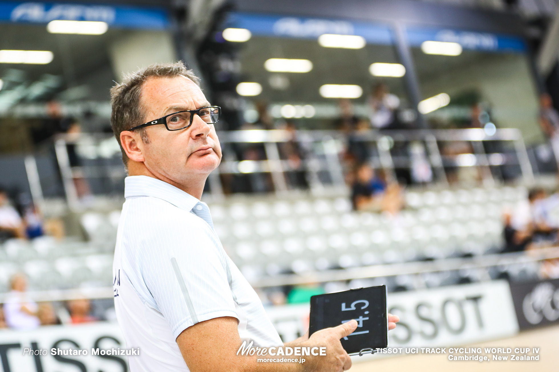 Qualifying / Men's Team Pursuit / TISSOT UCI TRACK CYCLING WORLD CUP IV, Cambridge, New Zealand, クレイグ・グリフィン