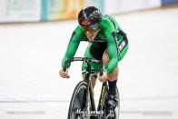 Qualifying / Women's Sprint / TISSOT UCI TRACK CYCLING WORLD CUP IV, Cambridge, New Zealand, Robyn STEWART ロビン・スチュワート