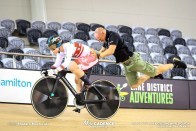 Qualifying / Women's Sprint / TISSOT UCI TRACK CYCLING WORLD CUP IV, Cambridge, New Zealand, 小林優香