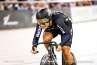 Qualifying / Women's Sprint / TISSOT UCI TRACK CYCLING WORLD CUP IV, Cambridge, New Zealand, Natasha HANSEN ナターシャ・ハンセン