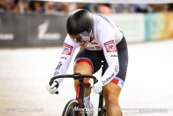 Qualifying / Women's Sprint / TISSOT UCI TRACK CYCLING WORLD CUP IV, Cambridge, New Zealand, Kelsey MITCHELL ケルシー・ミシェル