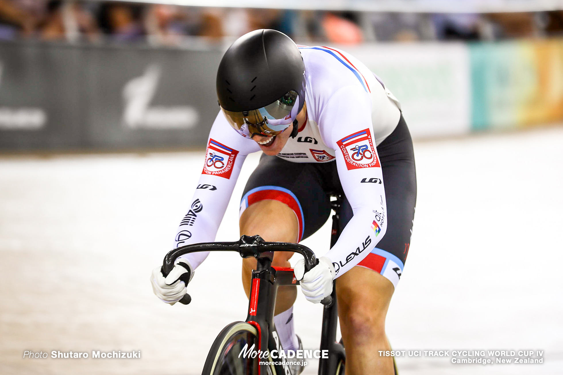 Qualifying / Women's Sprint / TISSOT UCI TRACK CYCLING WORLD CUP IV, Cambridge, New Zealand