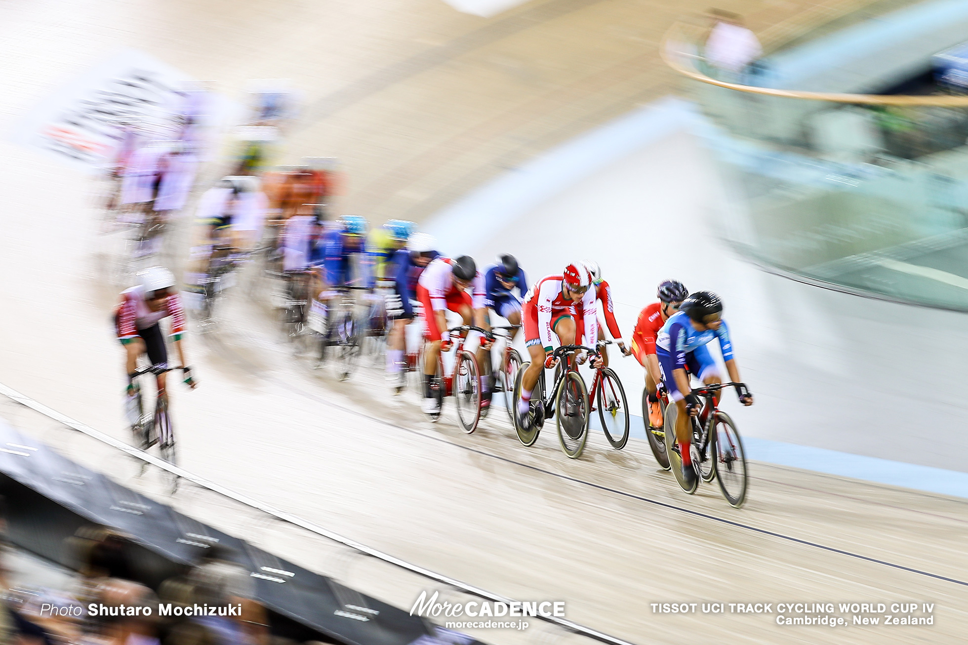 Scratch Race / Men's Omnium / TISSOT UCI TRACK CYCLING WORLD CUP IV, Cambridge, New Zealand