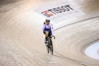 Final / Women's Sprint / TISSOT UCI TRACK CYCLING WORLD CUP IV, Cambridge, New Zealand, Anastasiia VOINOVA アナスタシア・ボイノワ