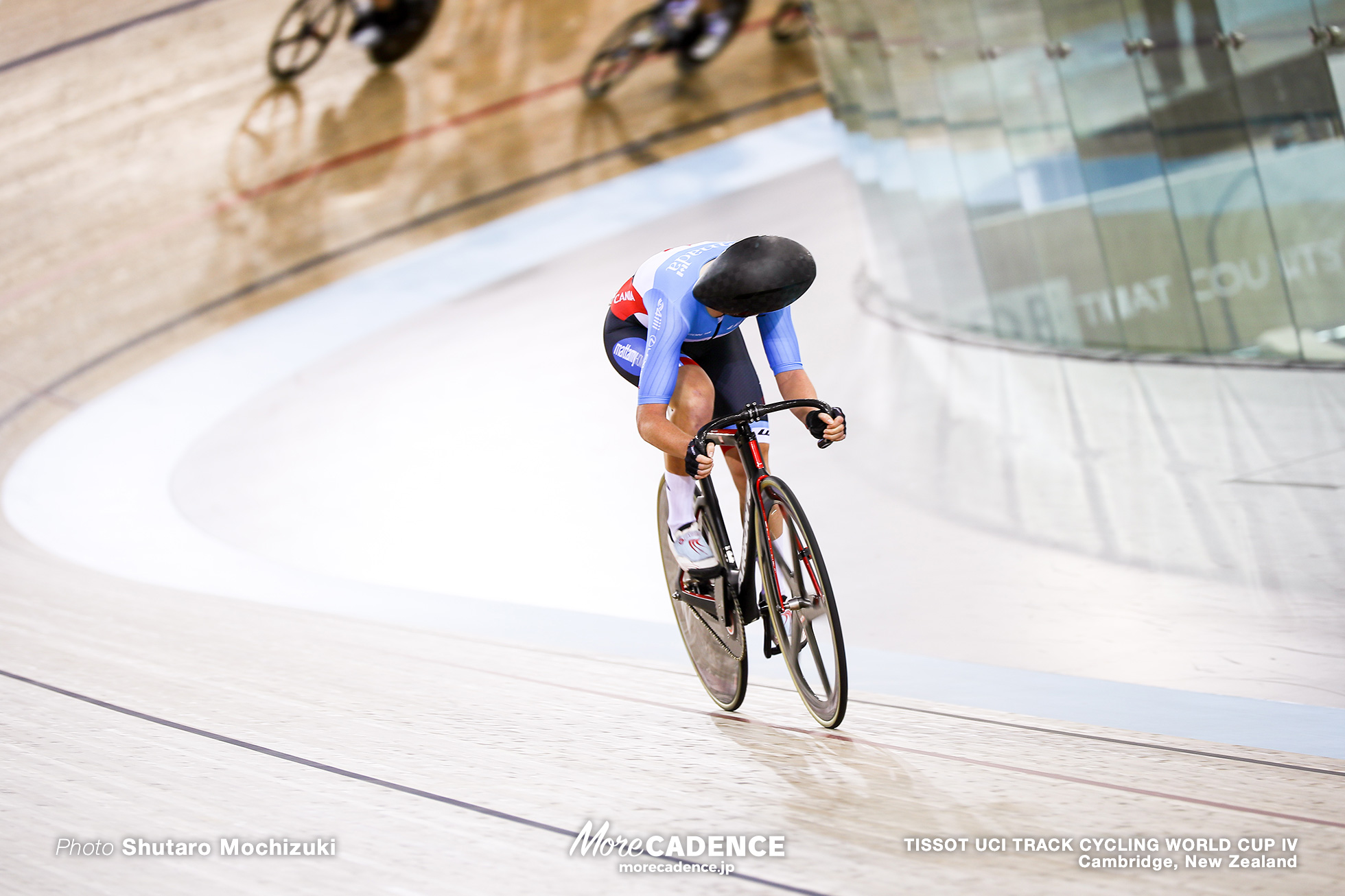 Tempo Race / Women's Omnium / TISSOT UCI TRACK CYCLING WORLD CUP IV, Cambridge, New Zealand, Allison BEVERIDGE アリソン・ベバレッジ