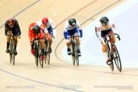 Repechage / Women's Keirin / TISSOT UCI TRACK CYCLING WORLD CUP V, Brisbane, Australia, 太田りゆ LEE Hoi Yan Jessica リー・ホイヤン・ジェシカ Lauriane GENEST ロリアン・ジェネスト Katy MARCHANT ケイティー・マーシャン Anis Amira ROSIDI アニス・アミラ・ロシディ