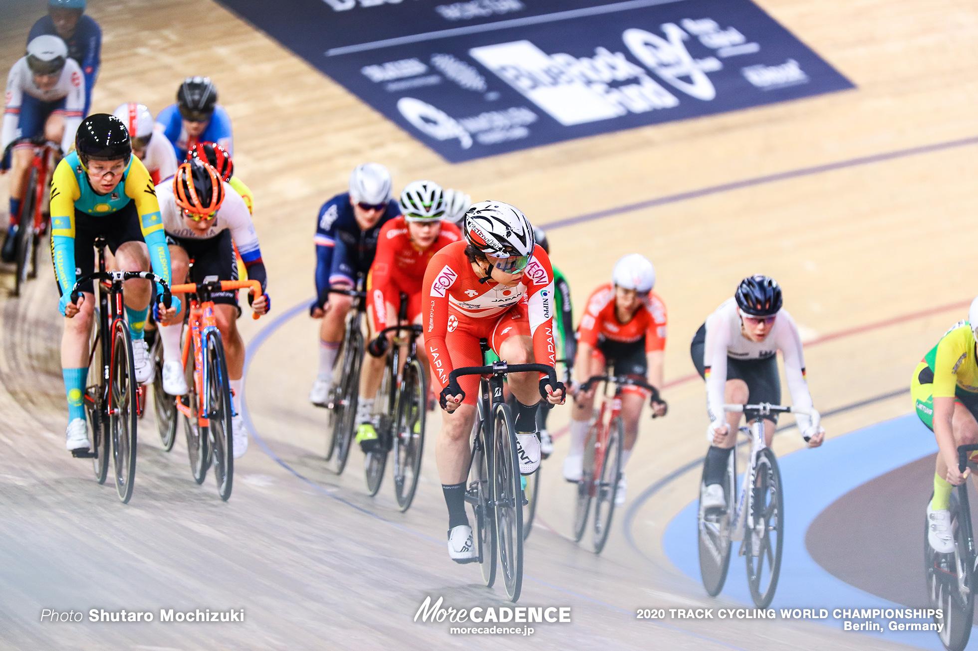 Women's Scratch / 2020 Track Cycling World Championships, 古山稀絵 Furuyama Kie, リナタ・スルタノバ Rinata Sultanova