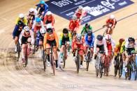 Women's Scratch / 2020 Track Cycling World Championships, キルステン・ウィルト Kirsten Wild, 古山稀絵 Furuyama Kie, レナ・シャーロットライスナー Lena Charlotte Reissner, アリーン・ザイツ Aline Seitz