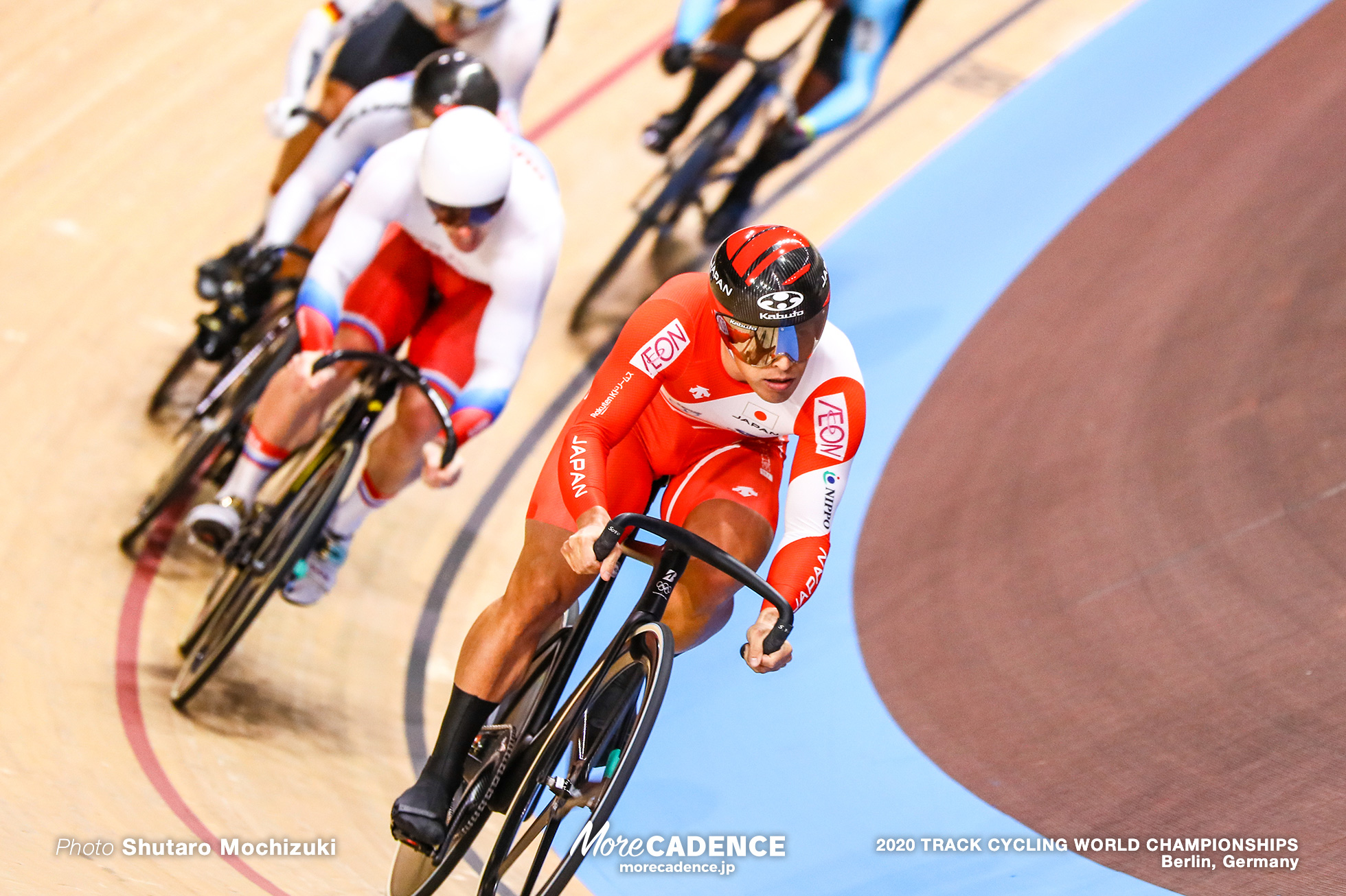 1st Round Repechage / Men's Keirin / 2020 Track Cycling World Championships