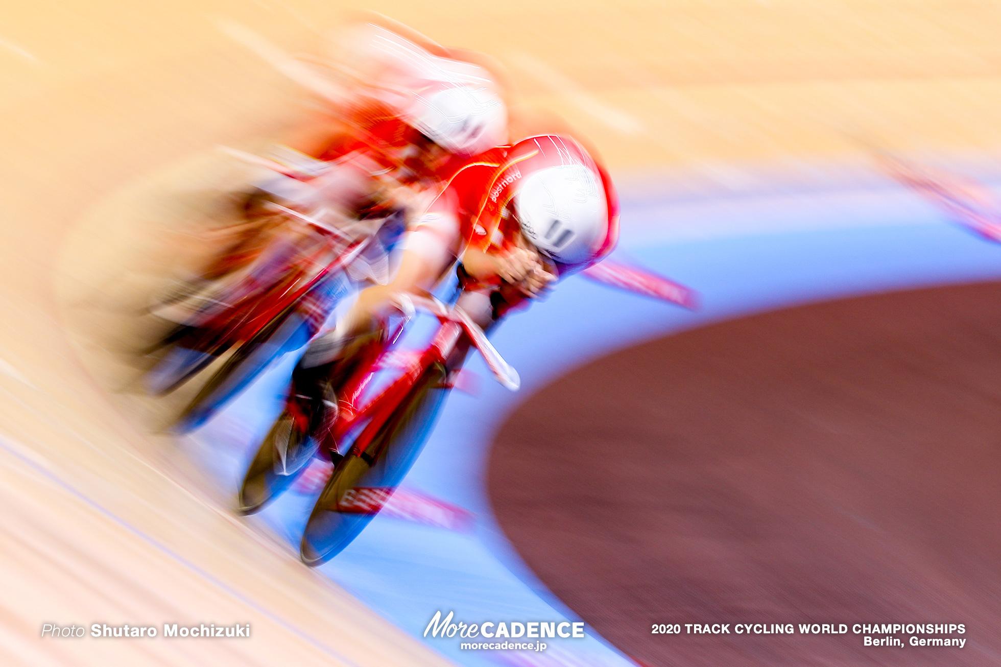 Final / Men's Team Pursuit / 2020 Track Cycling World Championships / Denmark デンマーク / lasse Norman Hansen ラッセ ノーマン・ハンセン, Julius Johansen ジュリアス・ヨハンセン, Frederik Rodenberg Madsen フレデリック・マドセン, Rasmus Pedersen ラスムス・ペダーセン