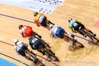 Final / Men's Keirin / 2020 Track Cycling World Championships, ハリー・ラブレイセン Harrie Lavreysen, 脇本雄太 Wakimoto Yuta, アジズルハスニ・アワン Mohd Azizulhasni Awang, ジャック・カーリン Jack Carlin, シュテファン・ボティシャー Stefan Botticher, セルゲイ・ポノマリョフ Sergey Ponomaryov