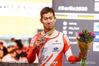 Final / Men's Keirin / 2020 Track Cycling World Championships, 脇本雄太 Wakimoto Yuta