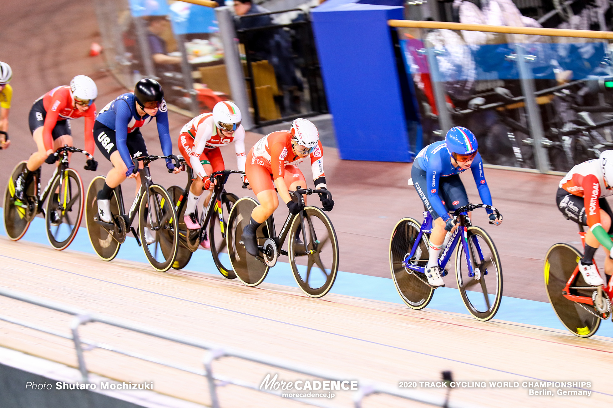 Point Race / Women's Omnium / 2020 Track Cycling World Championships