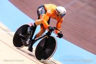Qualifying / Men's Sprint / 2020 Track Cycling World Championships, Jeffery Hoogland ジェフリー・ホーフラント