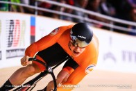 Qualifying / Men's Sprint / 2020 Track Cycling World Championships, Harrie Lavreysen ハリー・ラブレイセン
