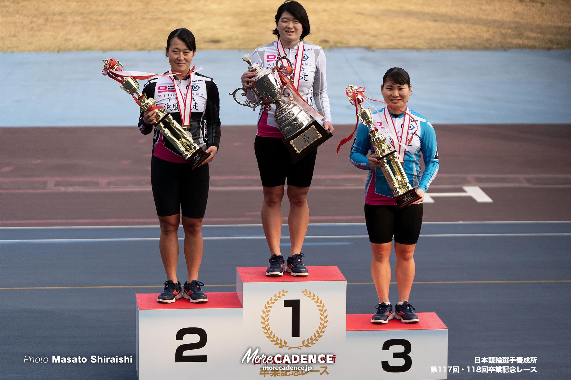 日本競輪選手養成所第117・118回卒業記念レース 尾方真生