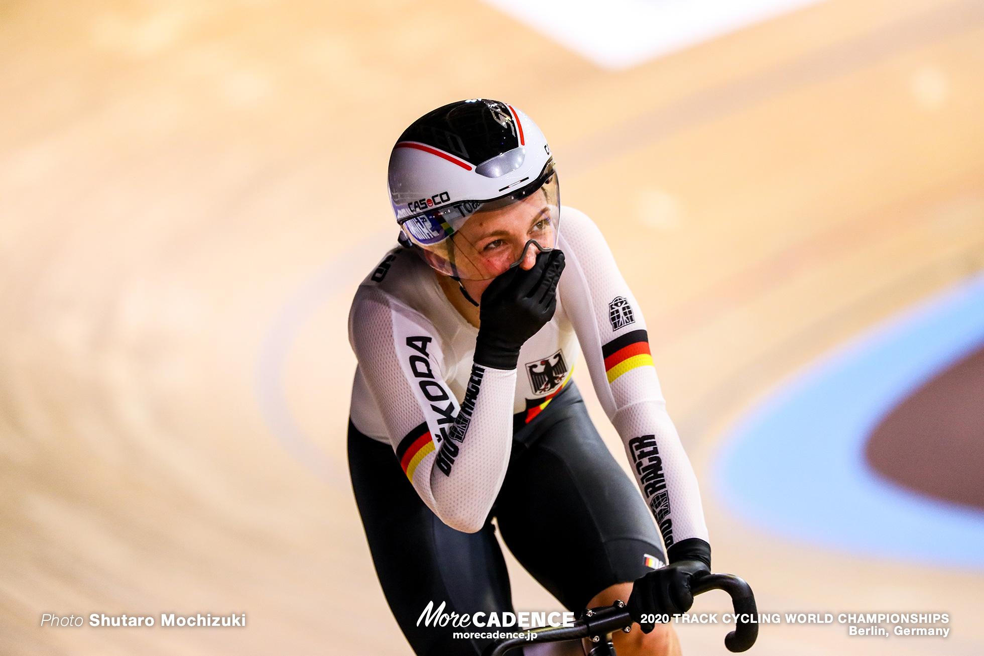 Women's Team Sprint / 2020 Track Cycling World Championships, Emma Hinze エマ・ヒンツェ