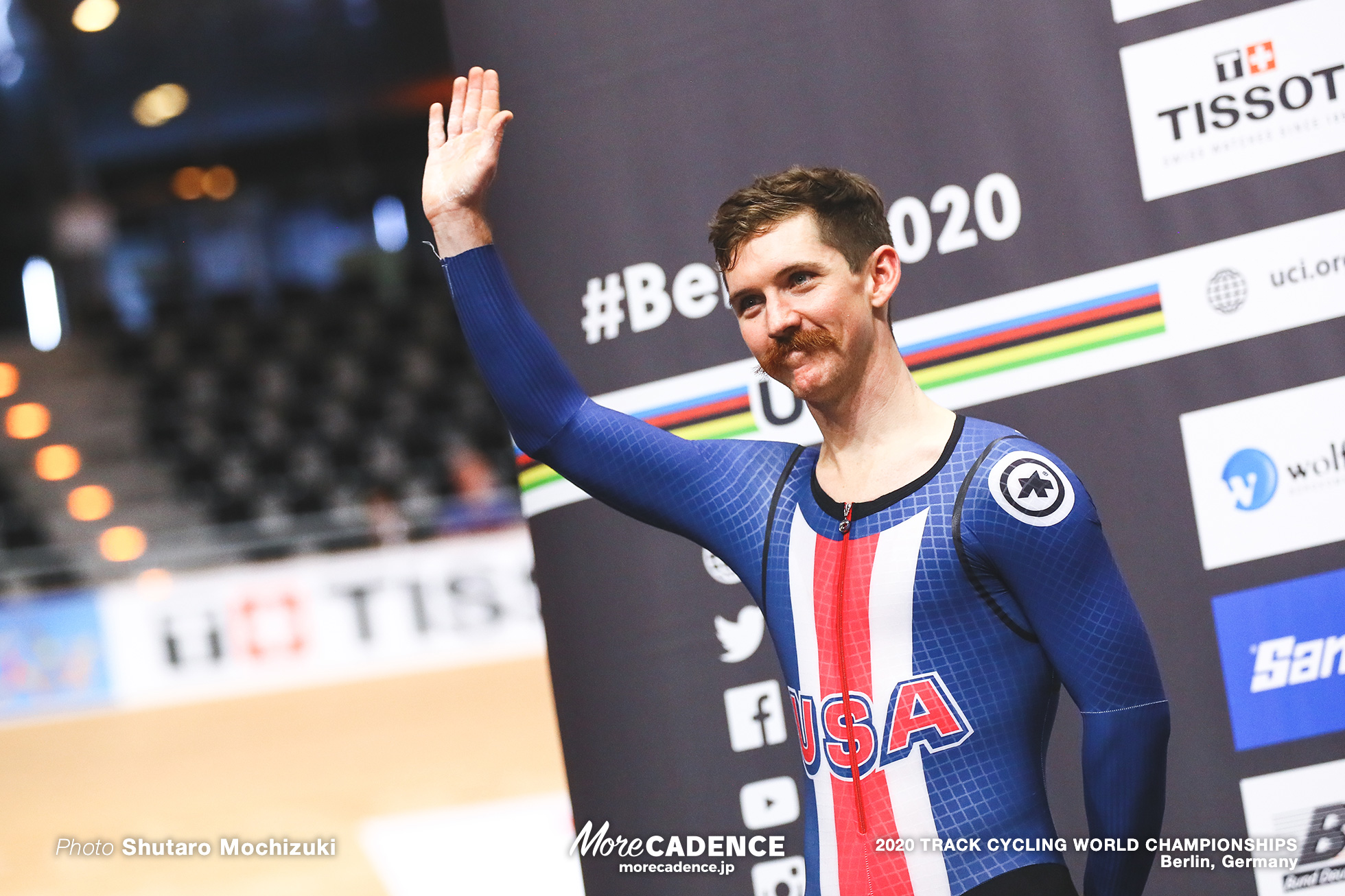 Ashton Lambie, Men's Individual Pursuit / 2020 Track Cycling World Championships, アシュトン・ランビー