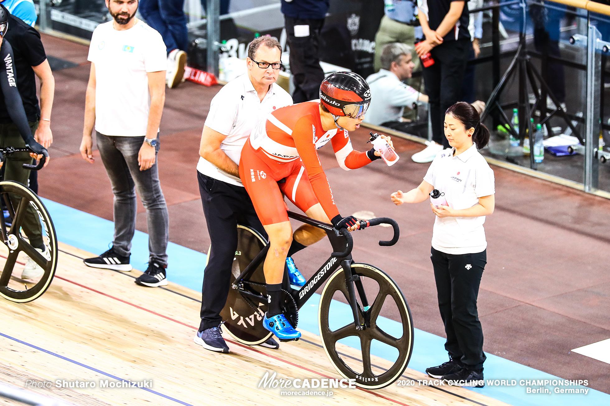 Scratch Race / Men's Omnium / 2020 Track Cycling World Championships
