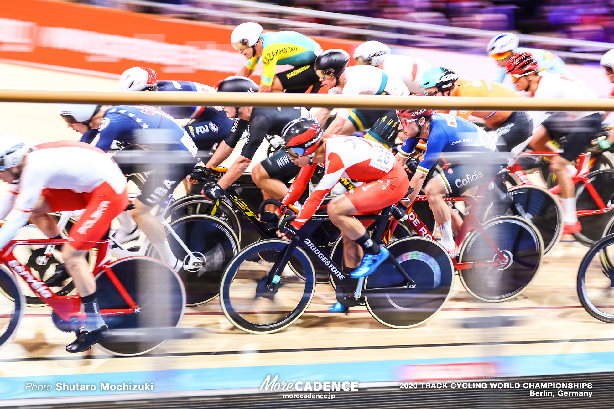 Elimination / Men's Omnium / 2020 Track Cycling World Championships, Hashimoto Eiya 橋本英也