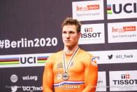 Final / Men's Sprint / 2020 Track Cycling World Championships, Jeffrey Hoogland ジェフリー・ホーフラント