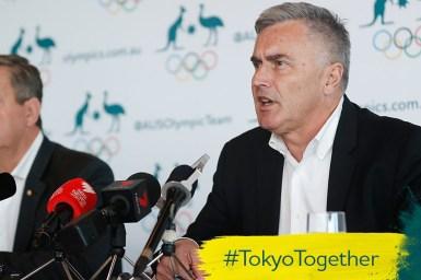 オーストラリア2020夏開催なら不参加を示唆「選手は2021年夏開催に向け準備を」