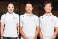 東京オリンピック トラック競技日本代表 小林優香 新田祐大 脇本雄太